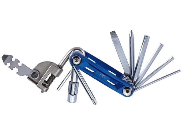 BBB PrimeFold BTL-48 Toolkit L, blue/silver